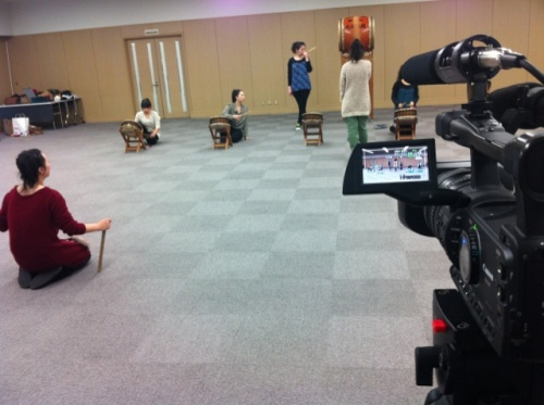 【ビデオ撮影】水軍太鼓の演奏 ビデオ撮影&ドキュメント撮影
